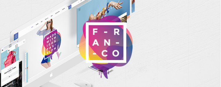 Franco - Elegant Magento 2 Theme