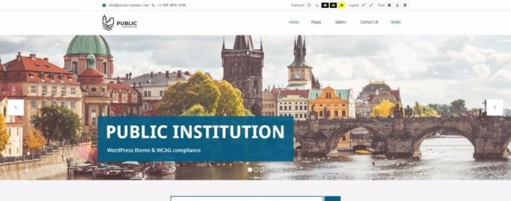 PE Public Institutions