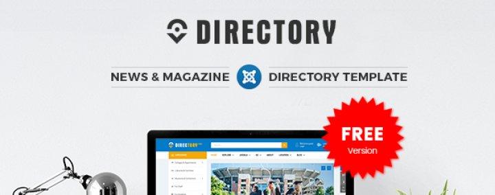 SJ Directory Free Version