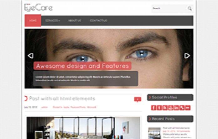 EyeCare - Theme