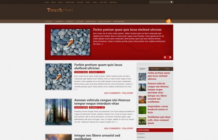 Touchriver