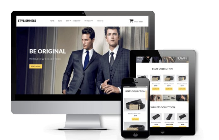Stylishness - WordPress eCommerce Theme