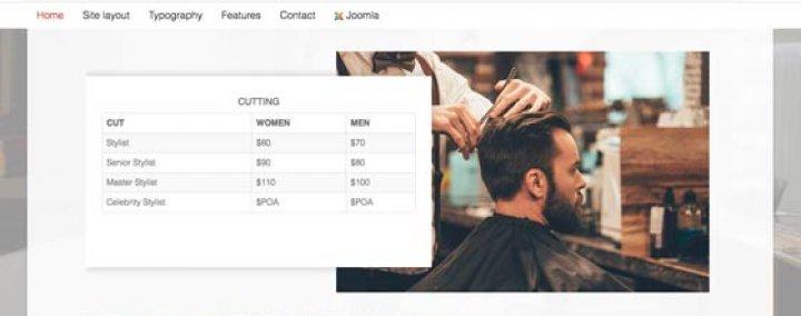 Td Hairdresser