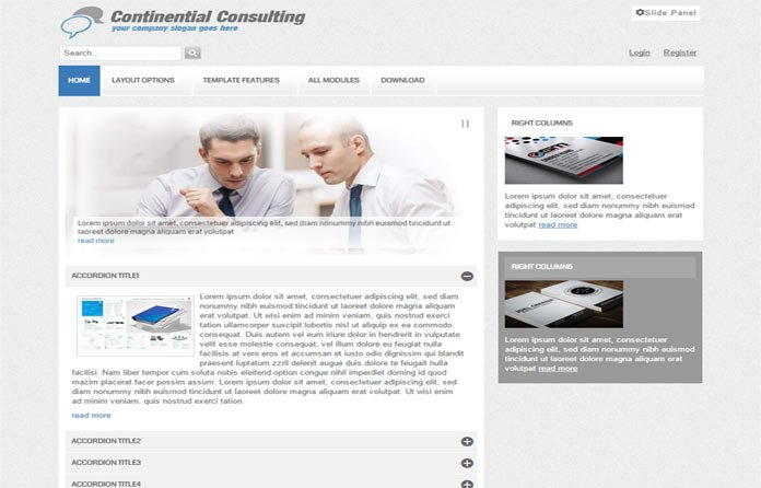 Continental Consulting