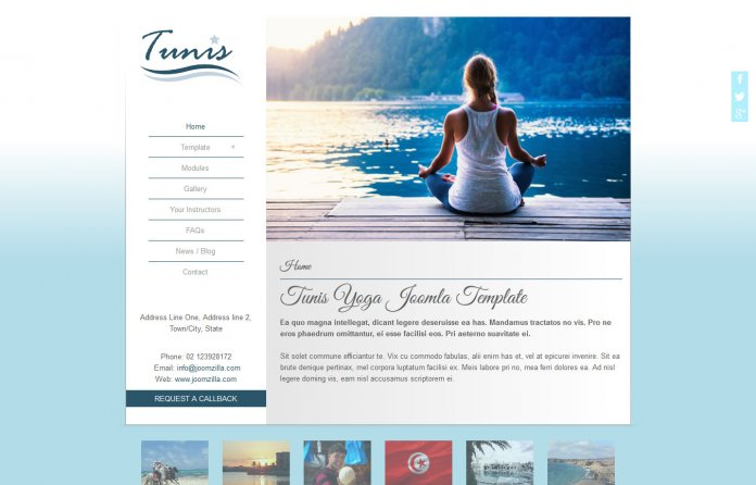 Tunis Yoga