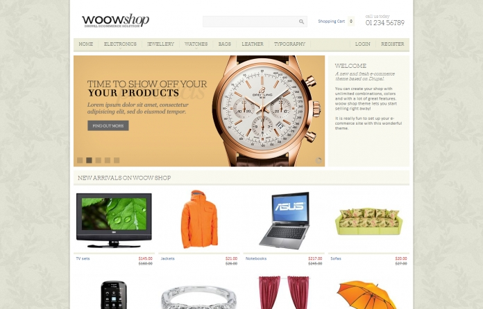 WoowShop