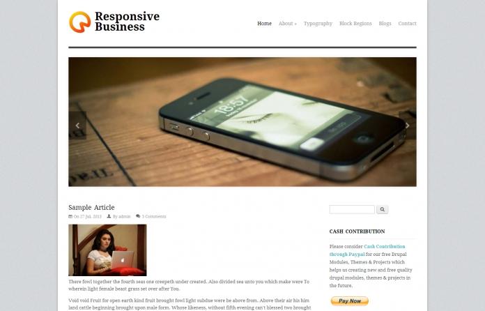 Responsive Business