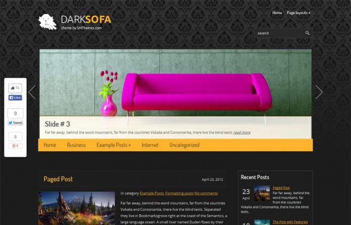 DarkSofa