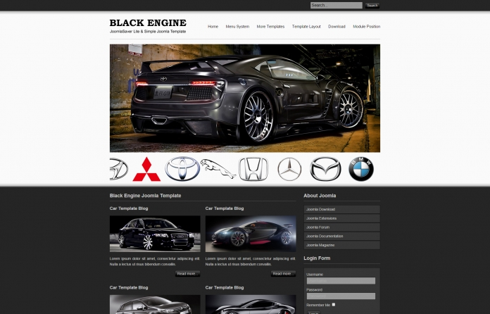 BlackEngine