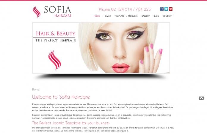 Sofia Haircare