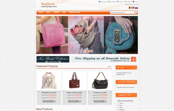 Free BagStore