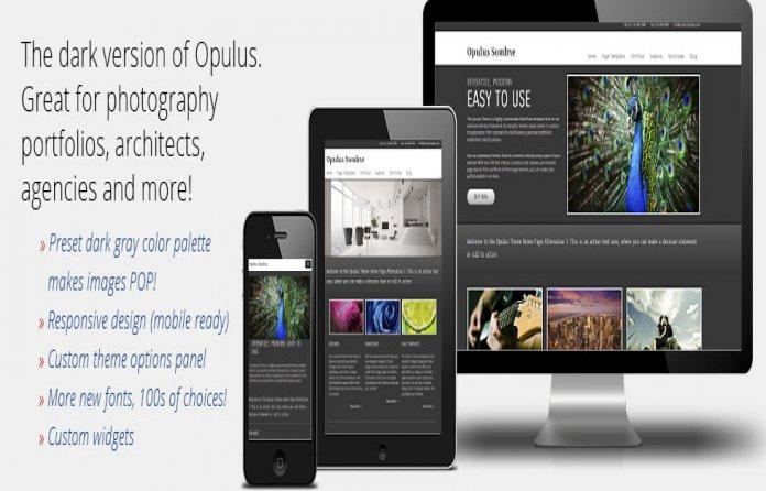 Opulus Sombre Lite