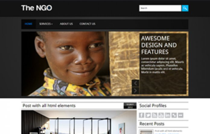 TheNgo WordPress Theme