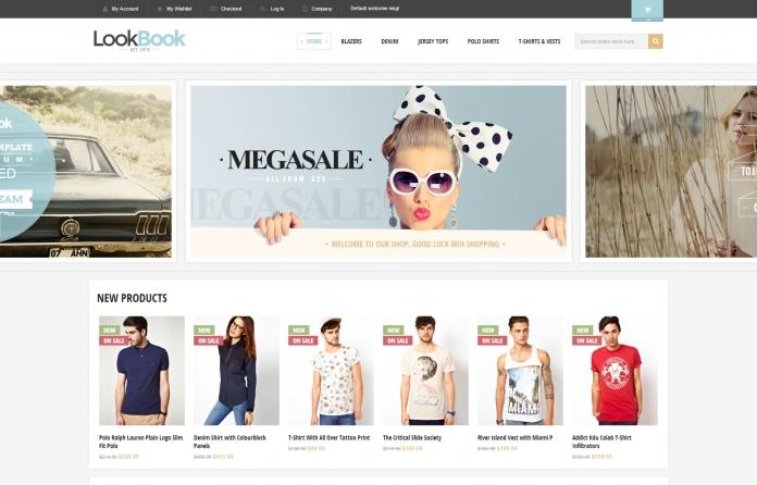 Lookbook - Templates - cmsgadget.com - Free and Premium Wordpress ...