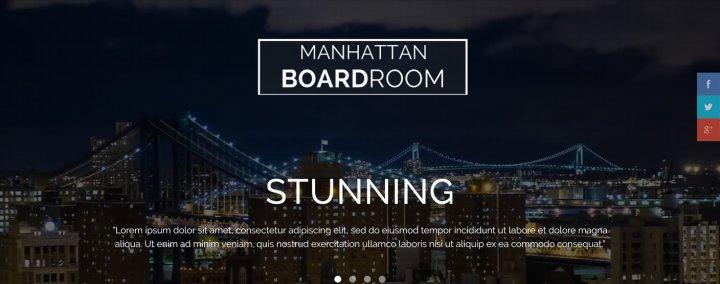 Manhattan Boardroom