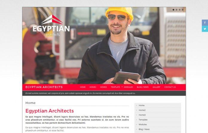 Egyptian Architects