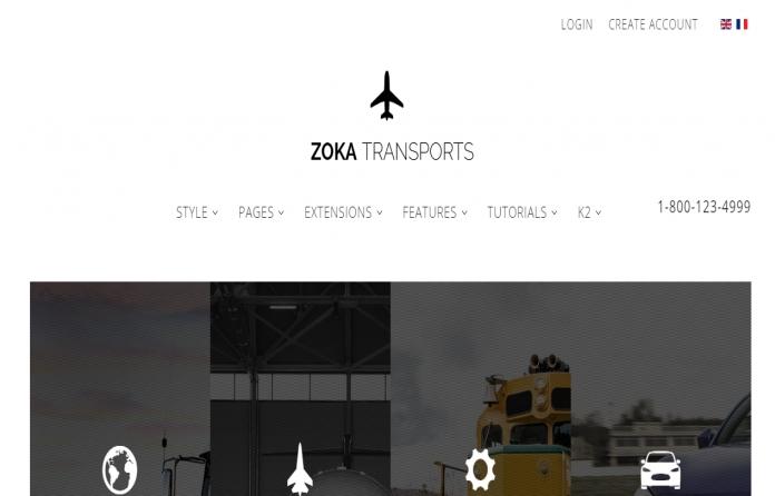 Zoka Transports