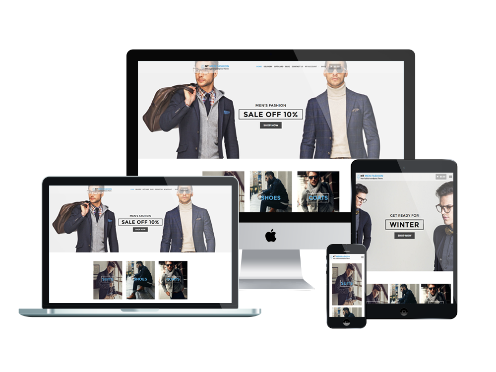 NT Fashion - Templates - cmsgadget.com - Free and Premium Wordpress ...
