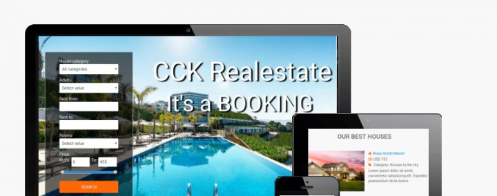 CCK RealEstate Booking