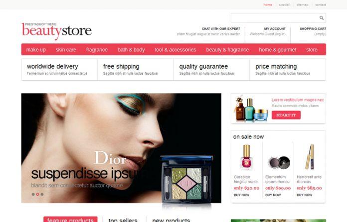 ET BeautyStore