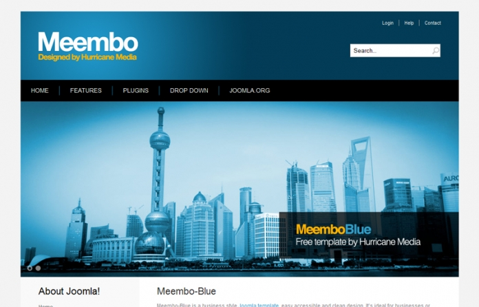 Meembo-Blue