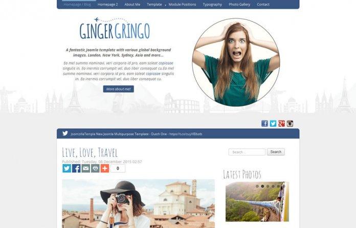 Ginger Gringo