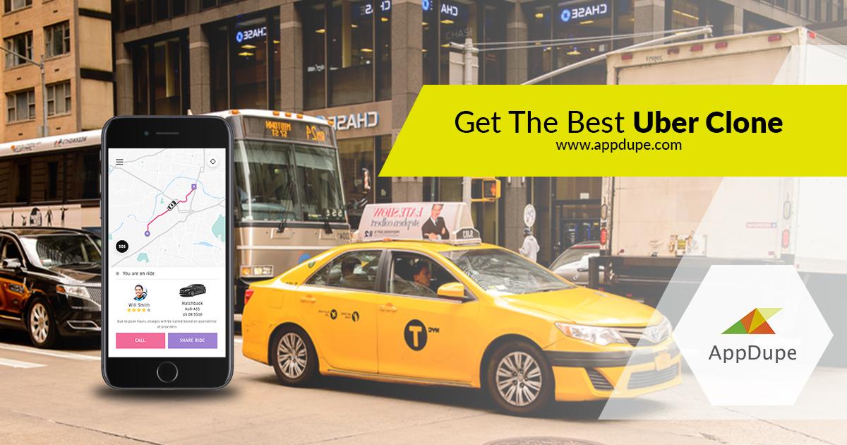 Uber Clone Script - Appdupe - cmsgadget com - Free and Premium